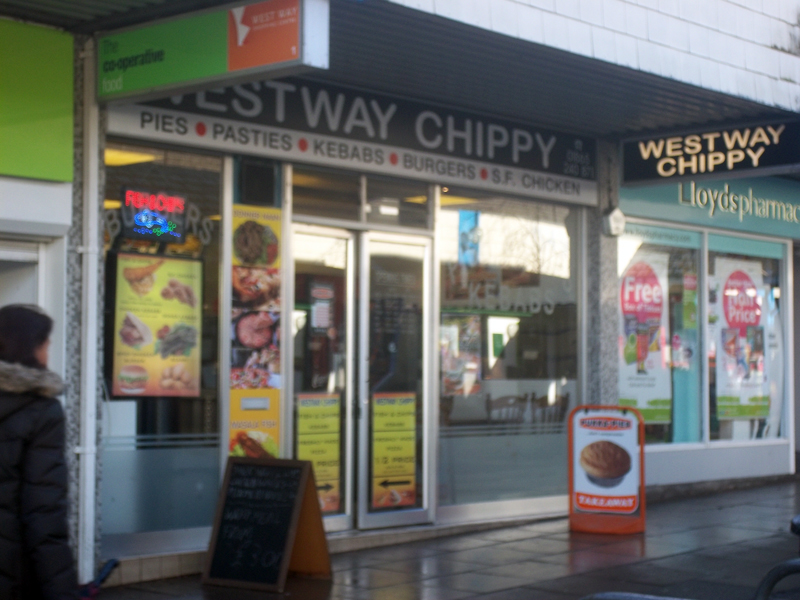 westway chippy botley oxfordshire