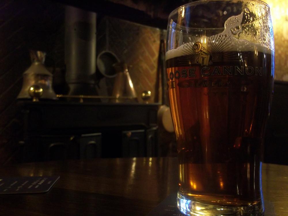 harry chapman's ale crwon faringdon
