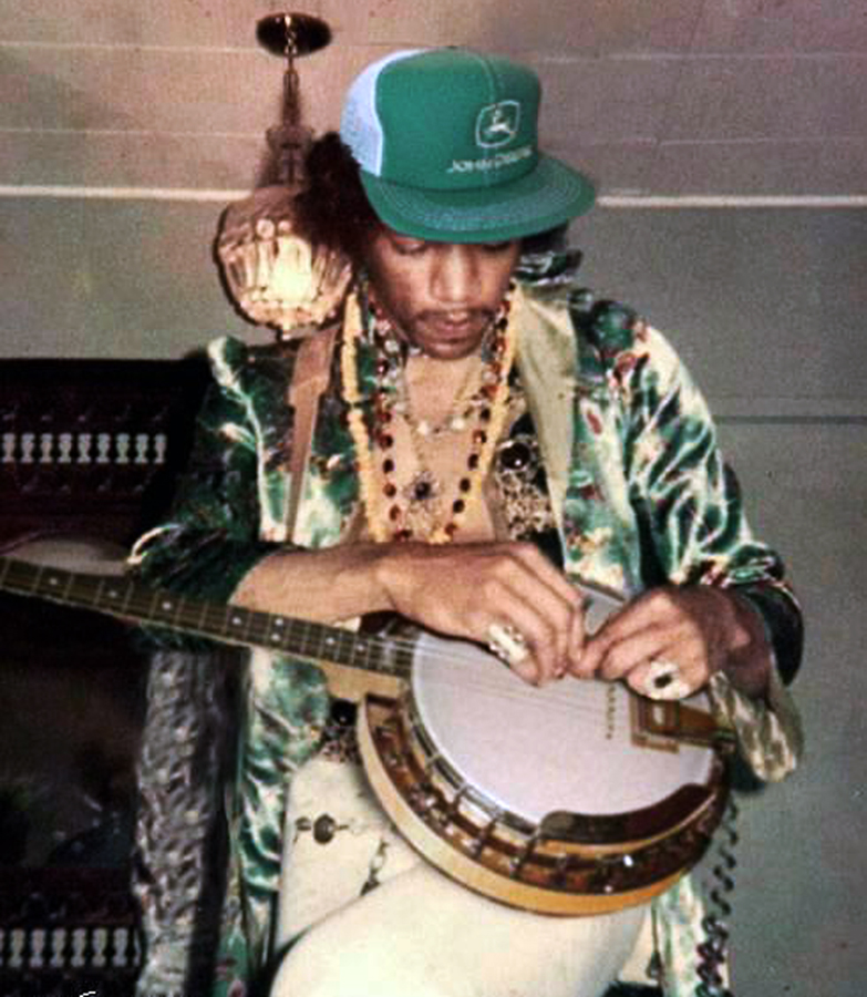 jimi banjo