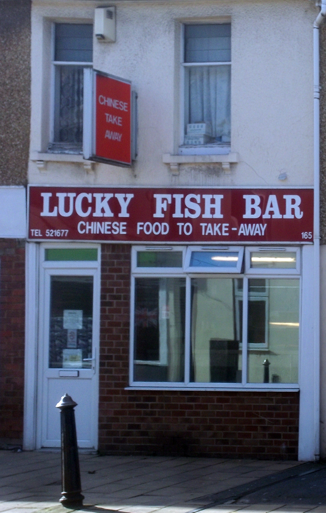 lucky fish bar swindon