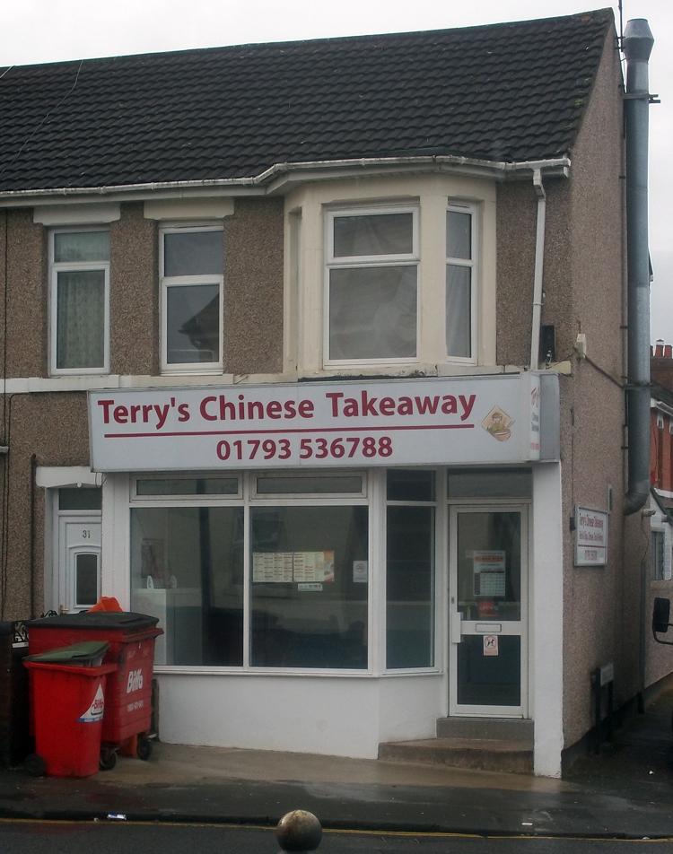 terry's takeaway swindon