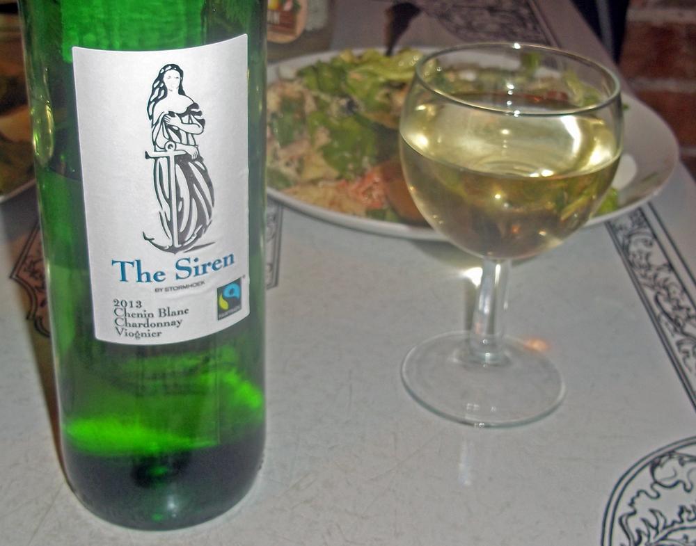 The Siren Chenin Blanc Chardonnay Viognier
