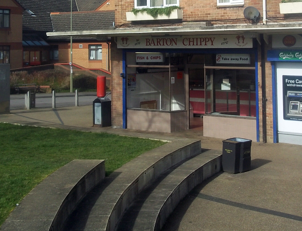 Barton Chippy