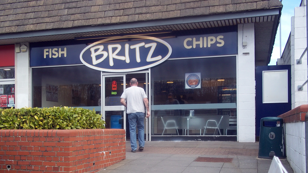 Britz Fish and Chips Swindon
