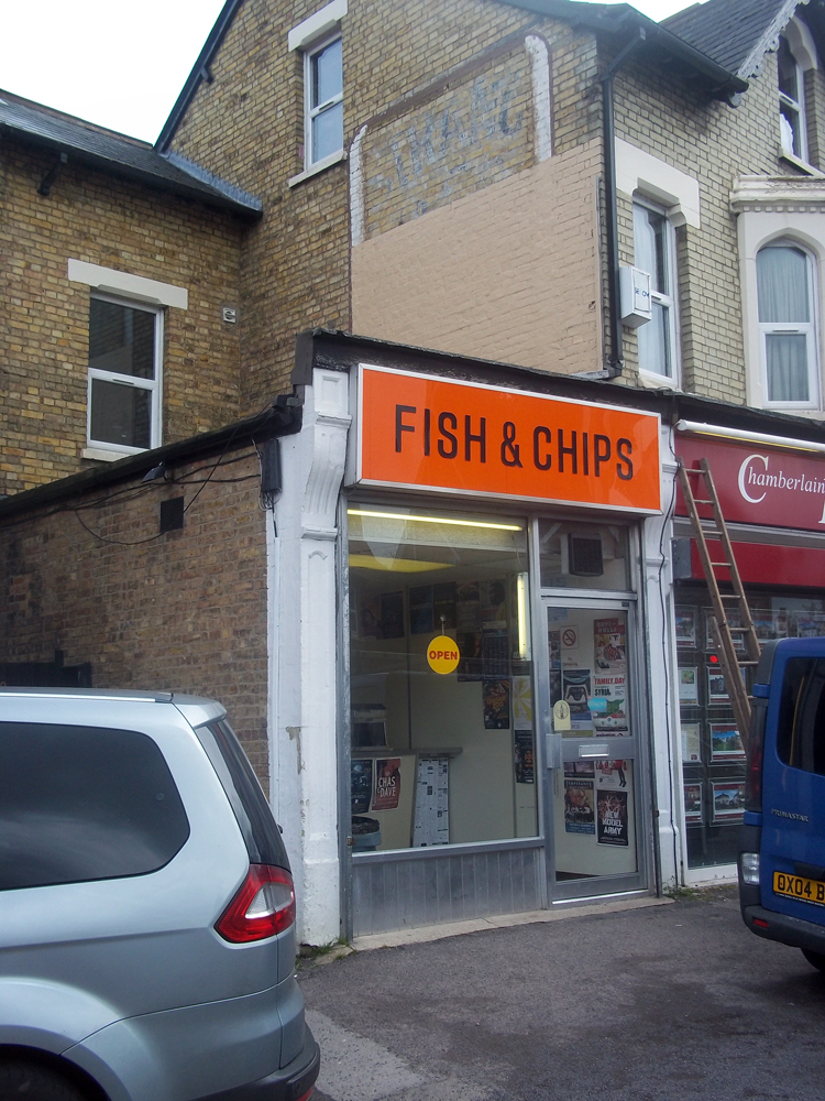 Oxford Fish Shop