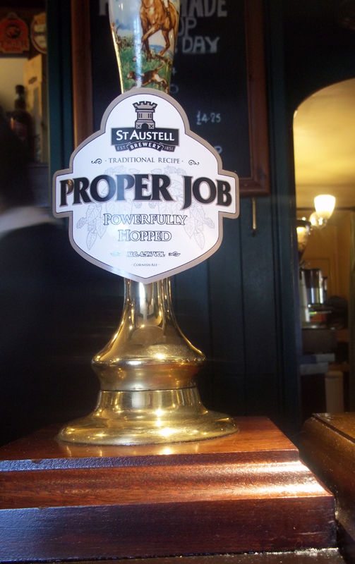 pump clip proper job plough wolvercote