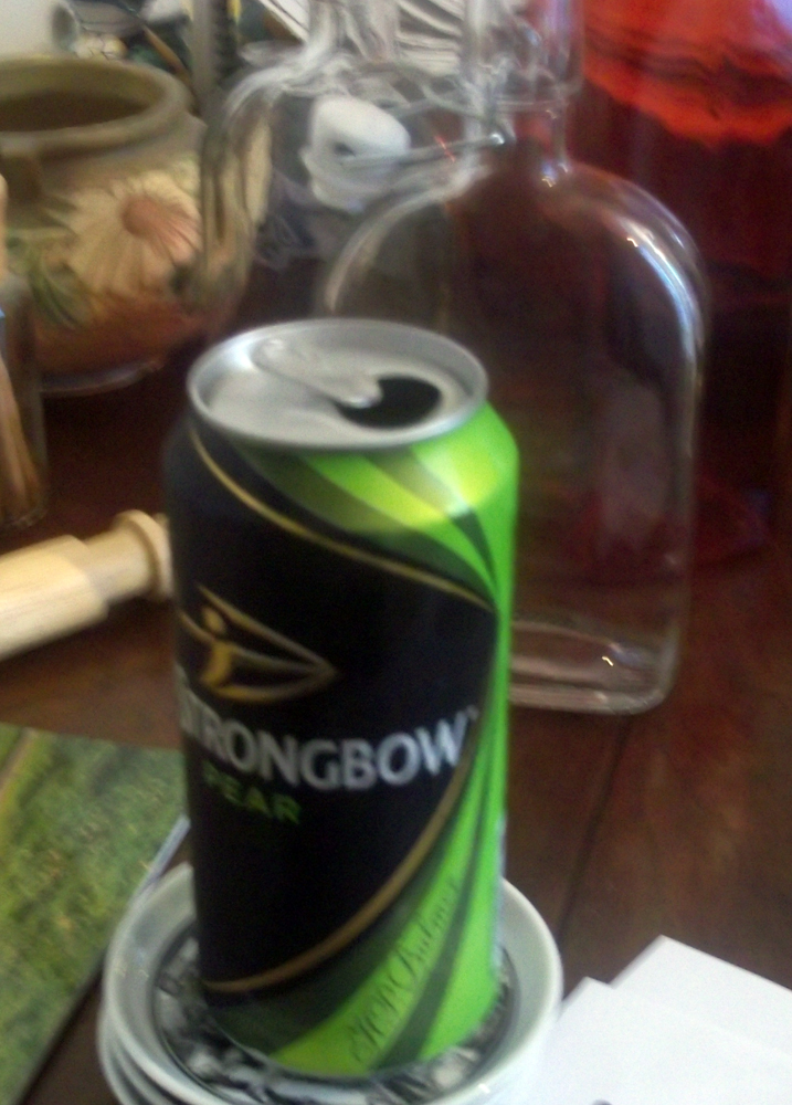 strongbow perry