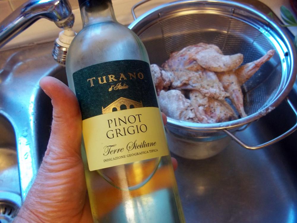Turano Pinot Grigio