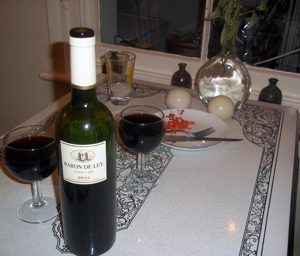 Baron de Ley Rioja Riserva