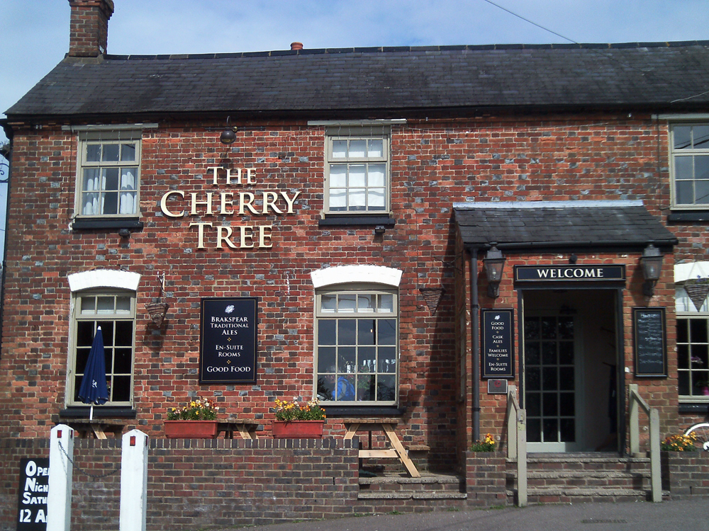 Cherry Tree Kington Blount