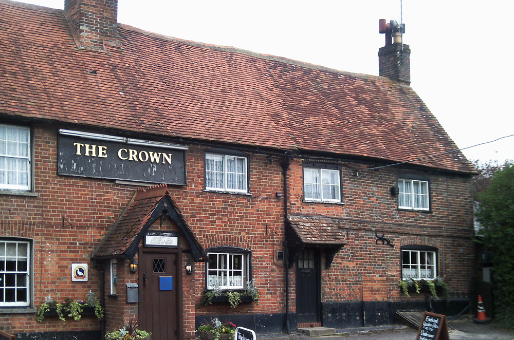 Crown Chinnor r