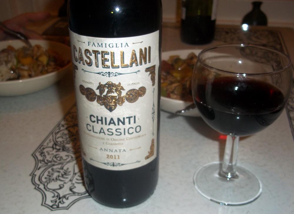 Famiglia Castellani Chianti Classico