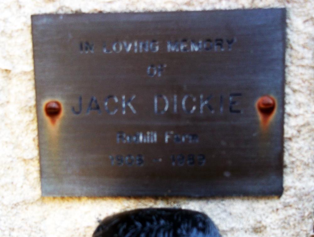 jack dickie
