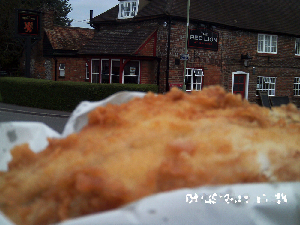 Kingston Fisheries Chinnor cod
