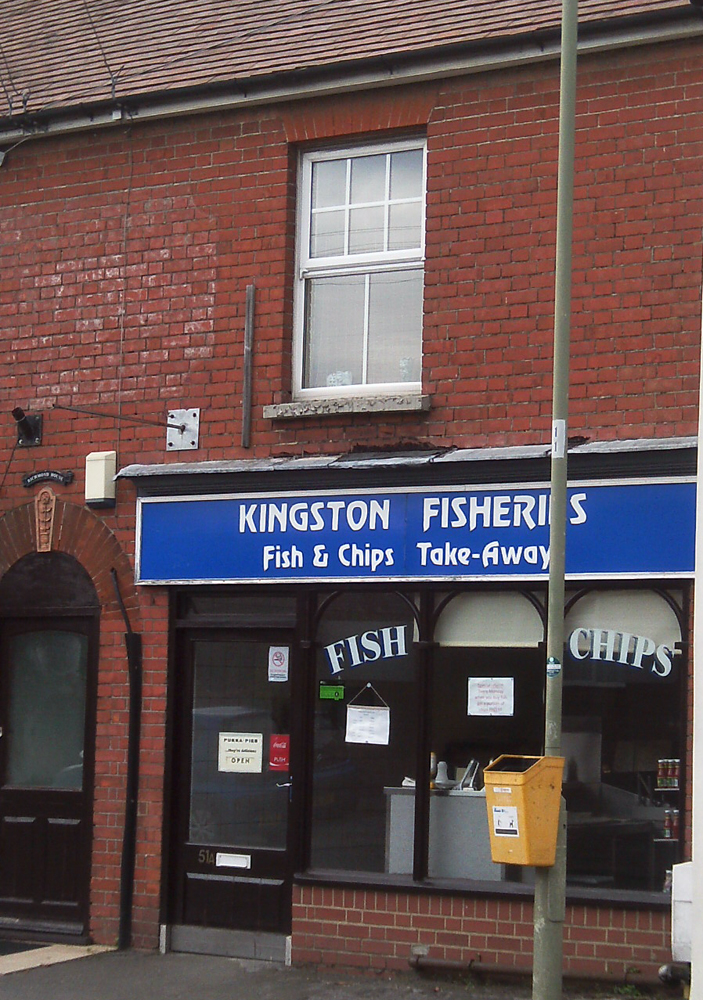 Kingston Fisheries Chinnor