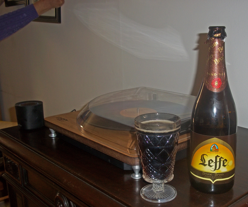 Leffe Brune for decorating