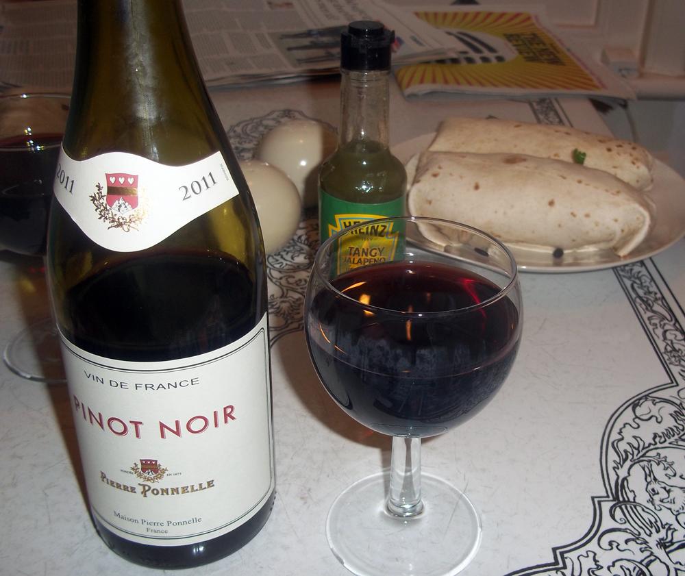 Pierre Ponnelle Pinot Noir