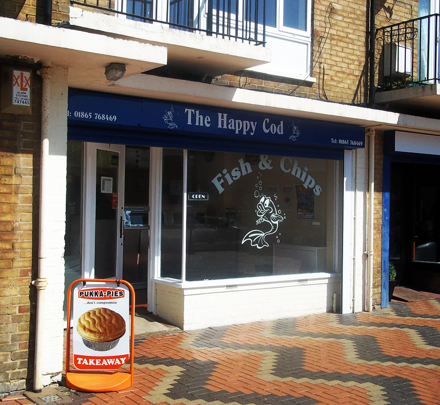 The Happy Cod Oxford