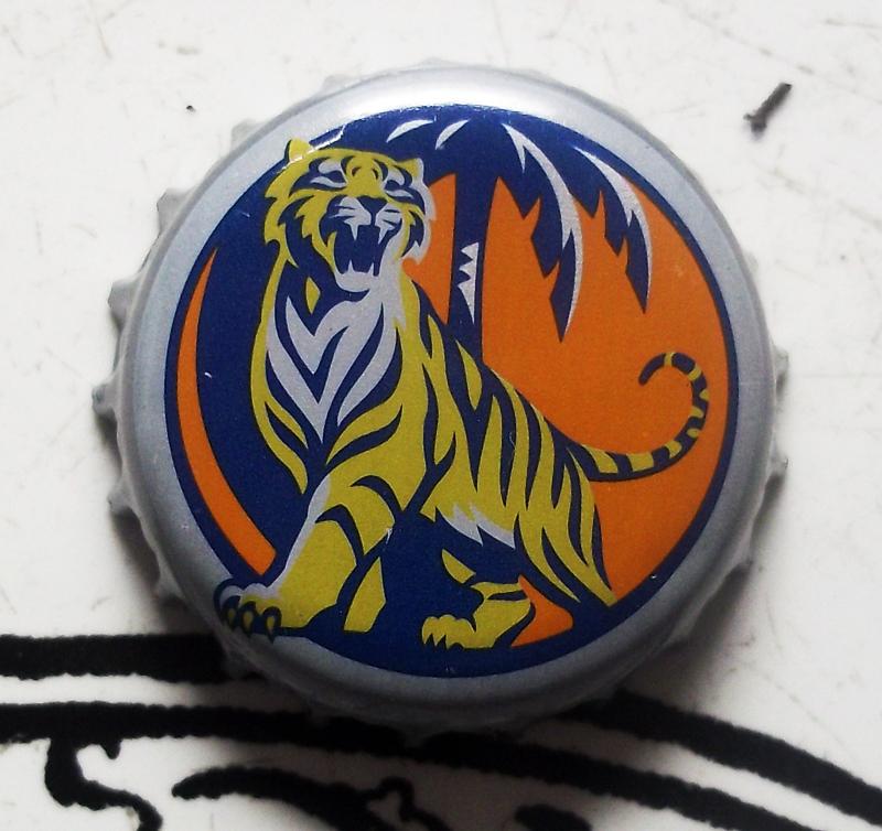 tiger lager cap