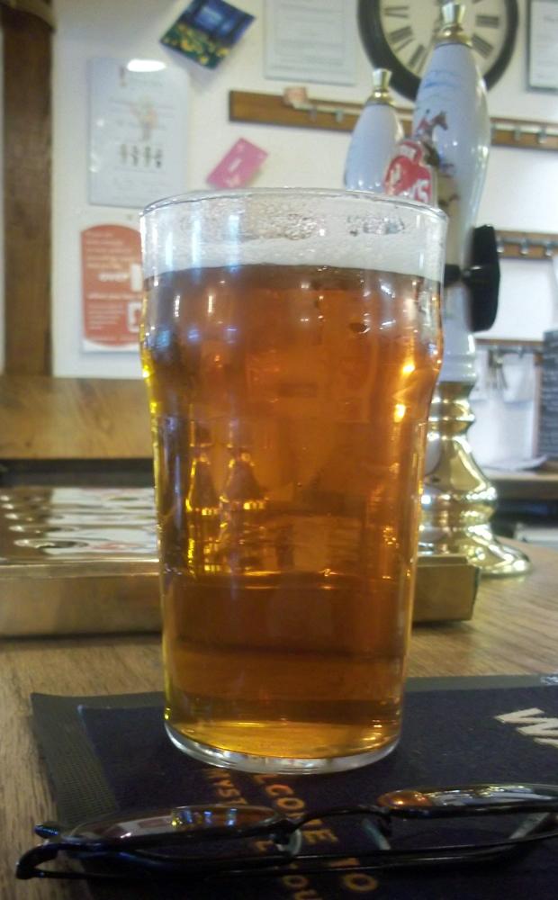 Bishop's Tipple Royal Oak Corsley Heath
