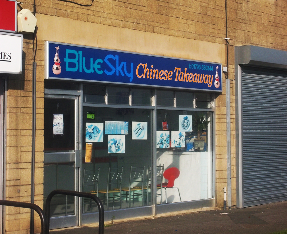 Blue Sky Chinese Takeaway Swindon