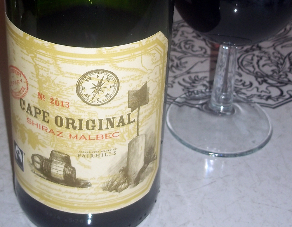 Cape Origina Shiraz Malbec