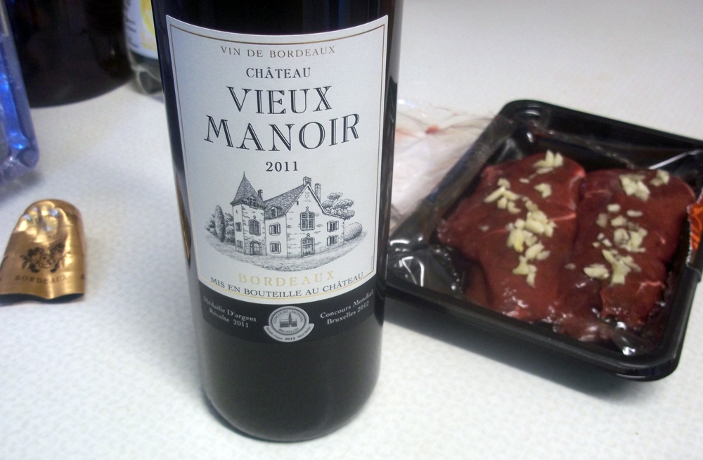 Chateau Vieux Manoir Bordeaux