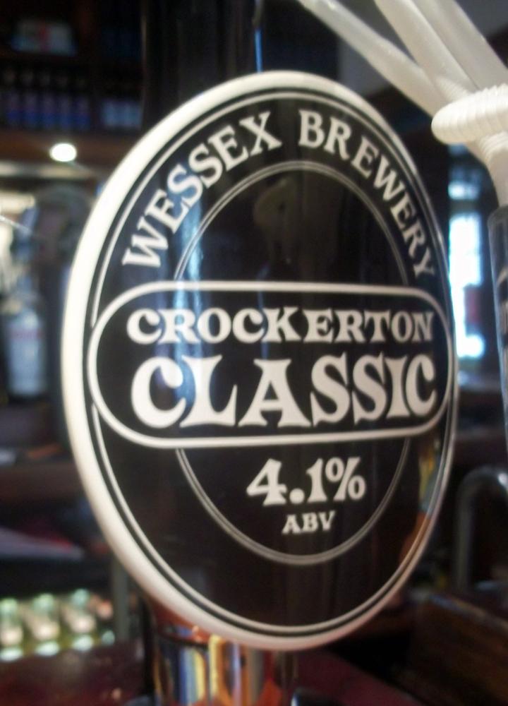 Cockerton Classic clip Anchor Hotel Warminster