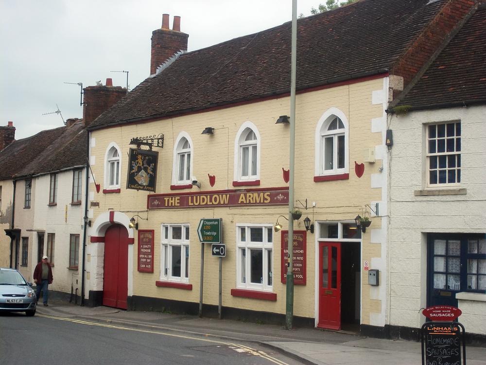 Ludlow Arms Westbury