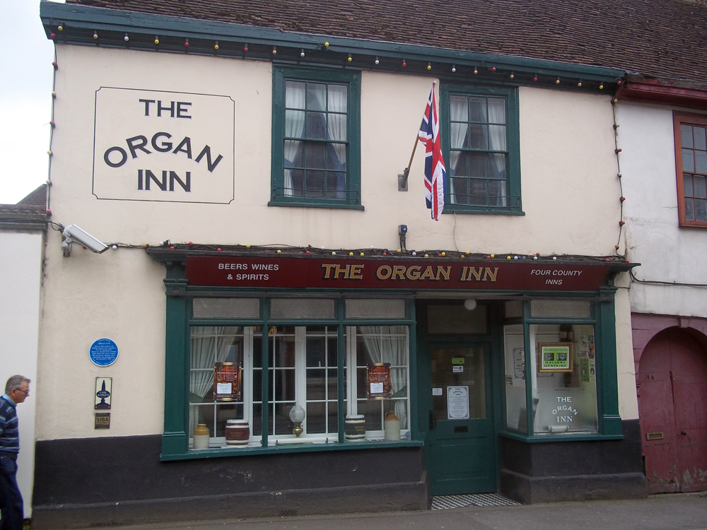 Image result for organ inn warminster