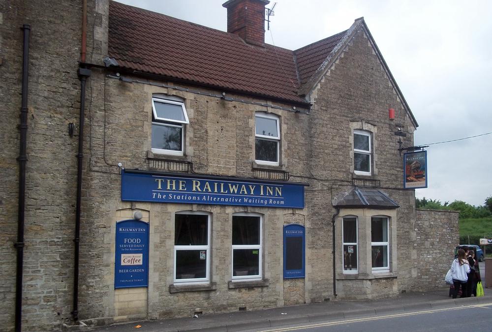 Railway Inn Westbury
