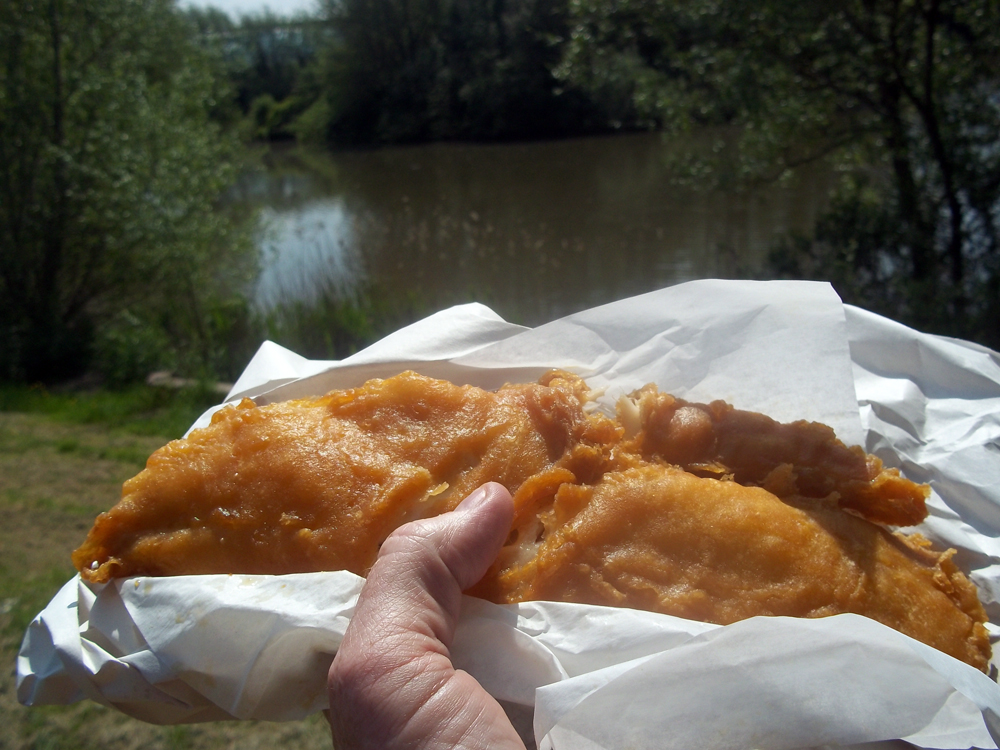 Roughmoor Village Fish and Chips cod