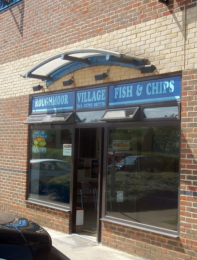 Roughmoor Village Fish and Chips