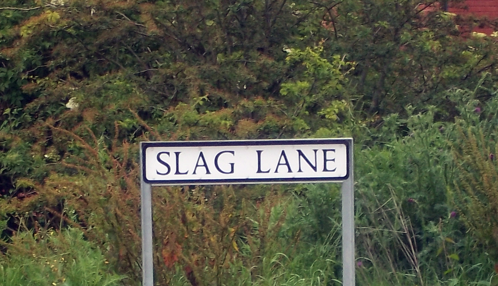 Slag Lane Westbury
