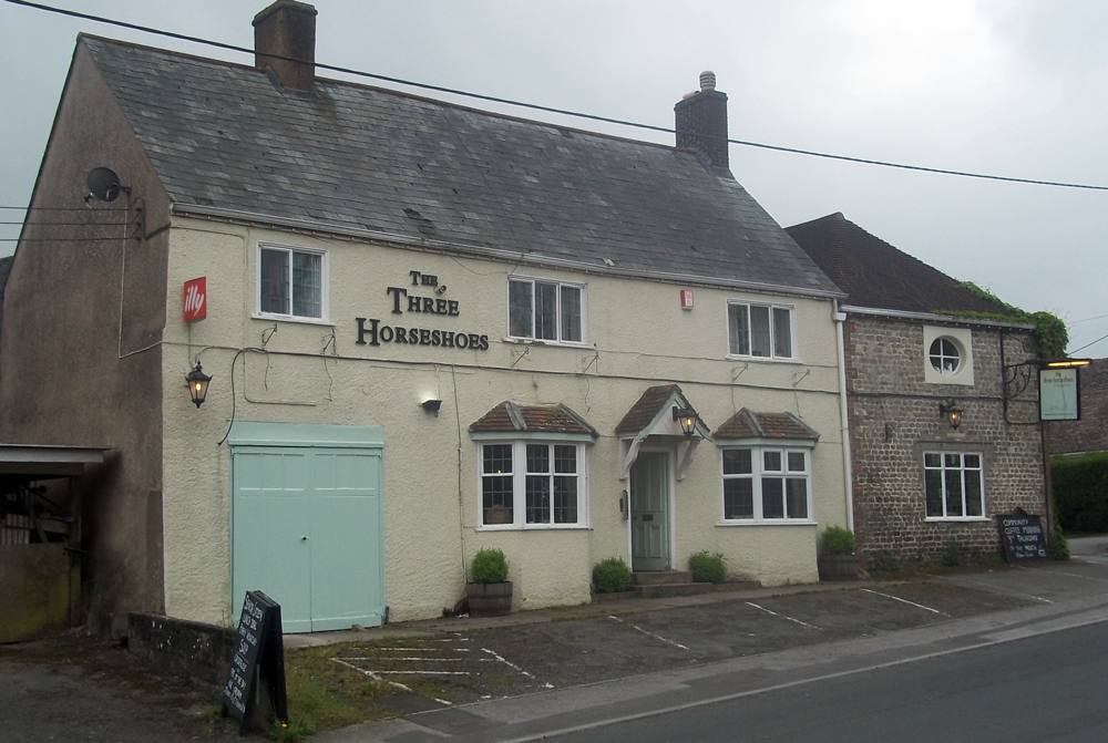 The Three Horseshoes Chapmanslade