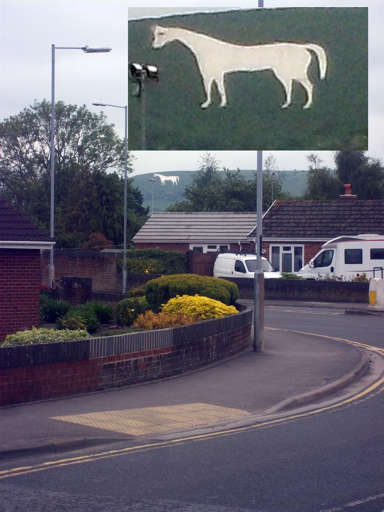 White Horse Westbury