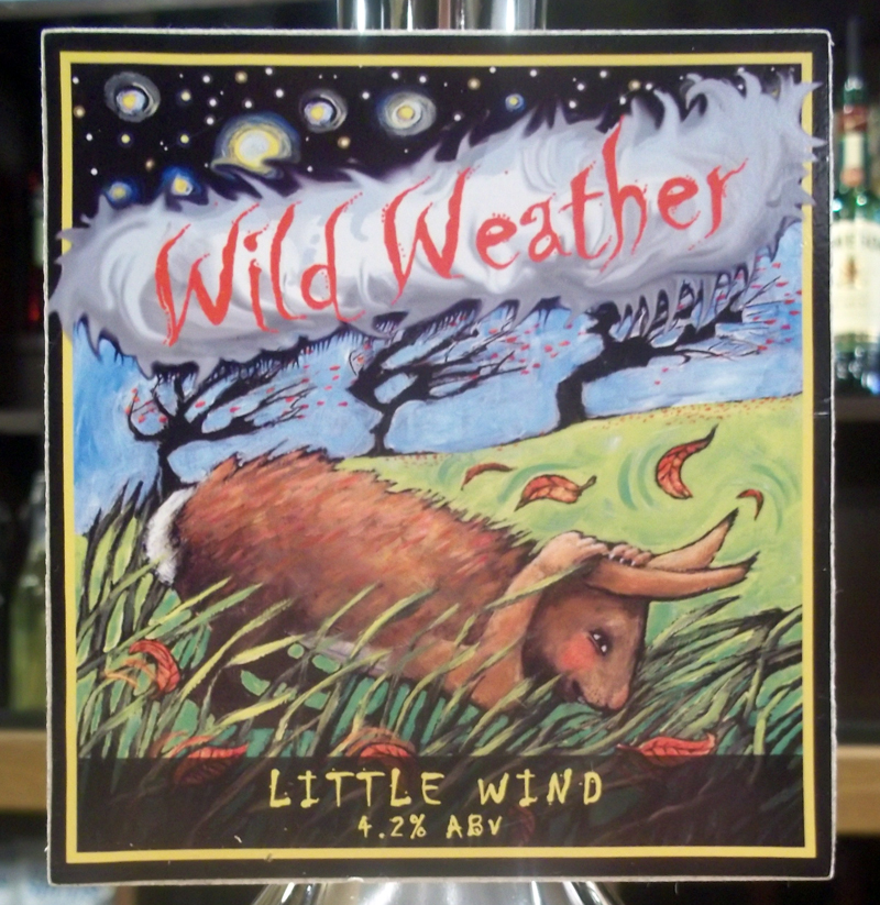 Wild Weather Little Wind pump clip
