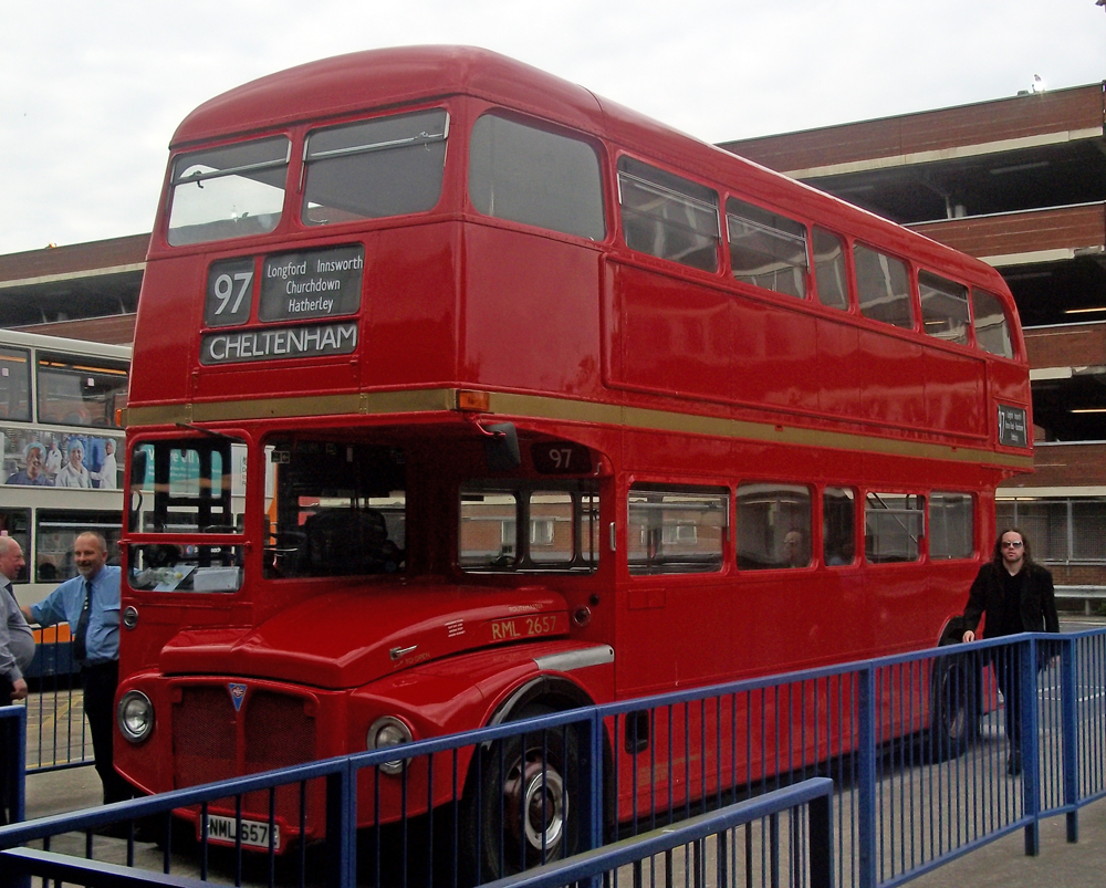 Bus Day 2014 Routemaster 1967