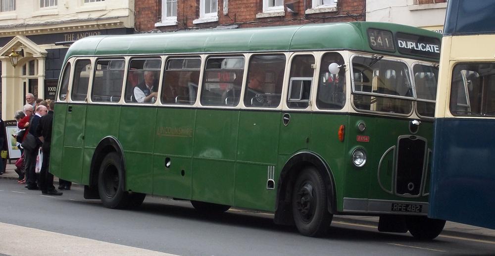 Bus Day 2014 SC4LK 1961