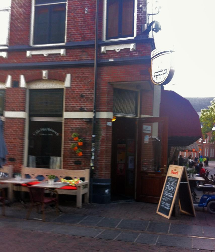 Cafe Het Bolwerk Enschede