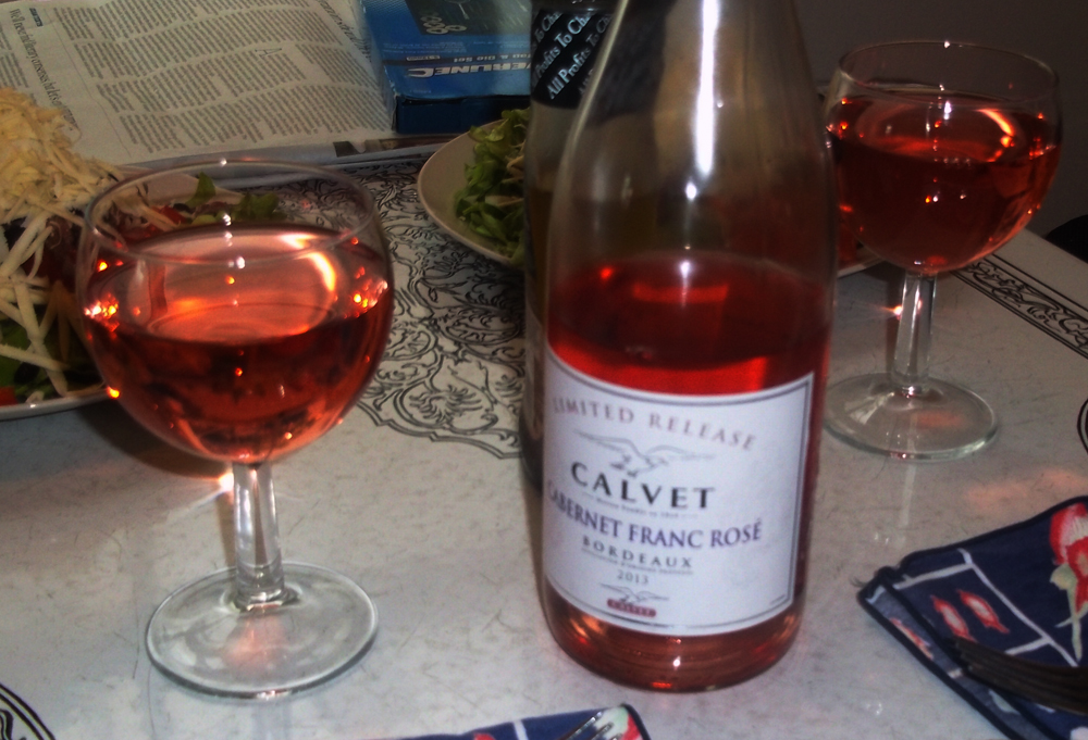 Calvet Cabernet Franc Rose