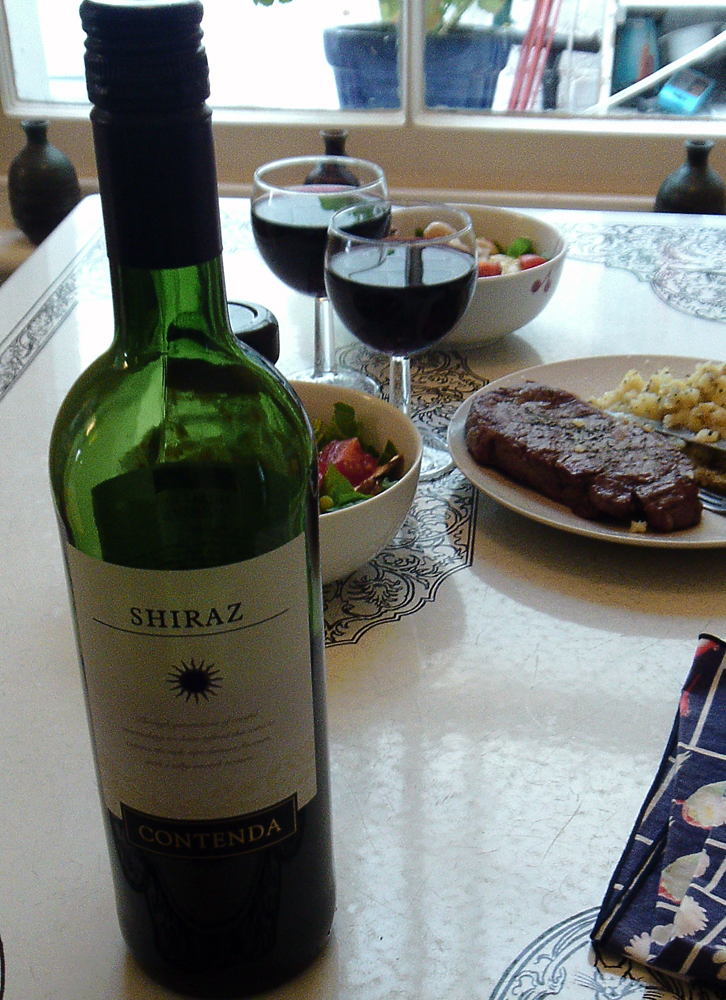 Contenda Shiraz