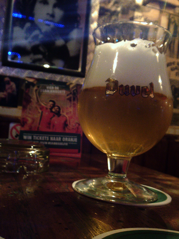 Duvel The Doors Coffeeshop Amsterdam