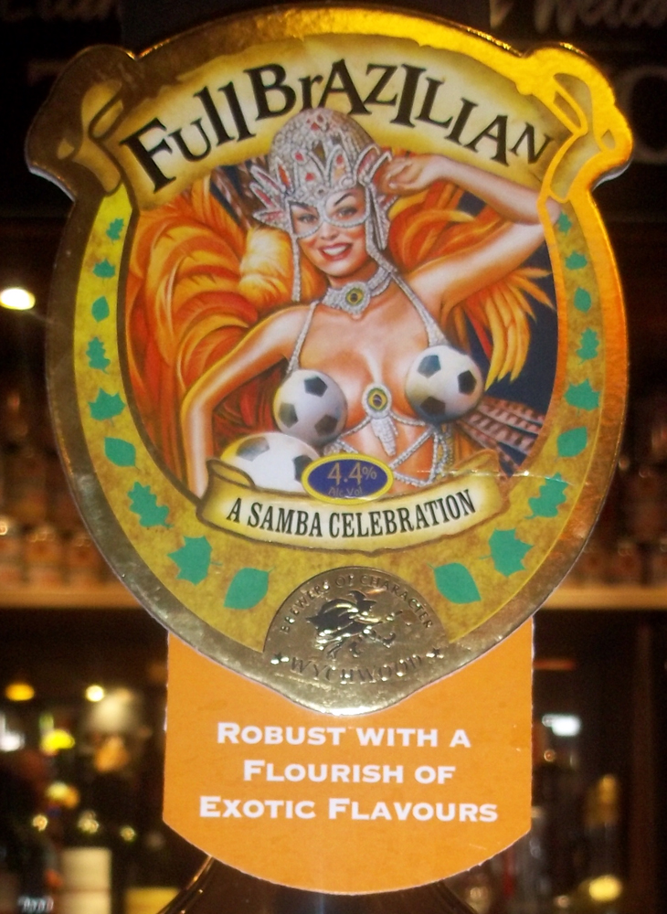Full Brazilian pump clip