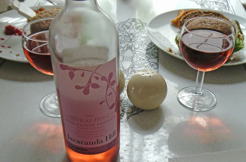 Jacaranda Hill Shiraz Rose