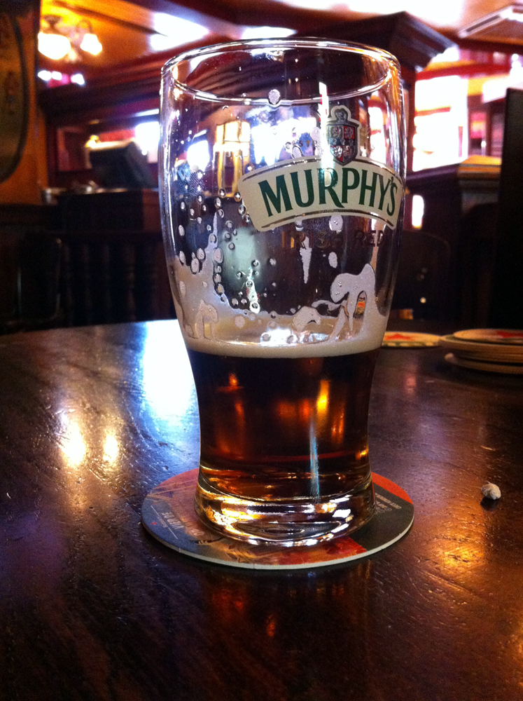 Murphy's Irish Red Schiphol