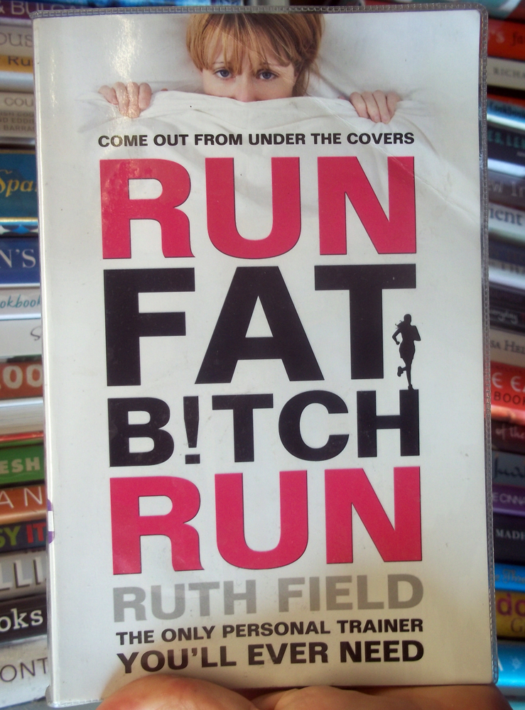 Run Fat Bitch Run cover