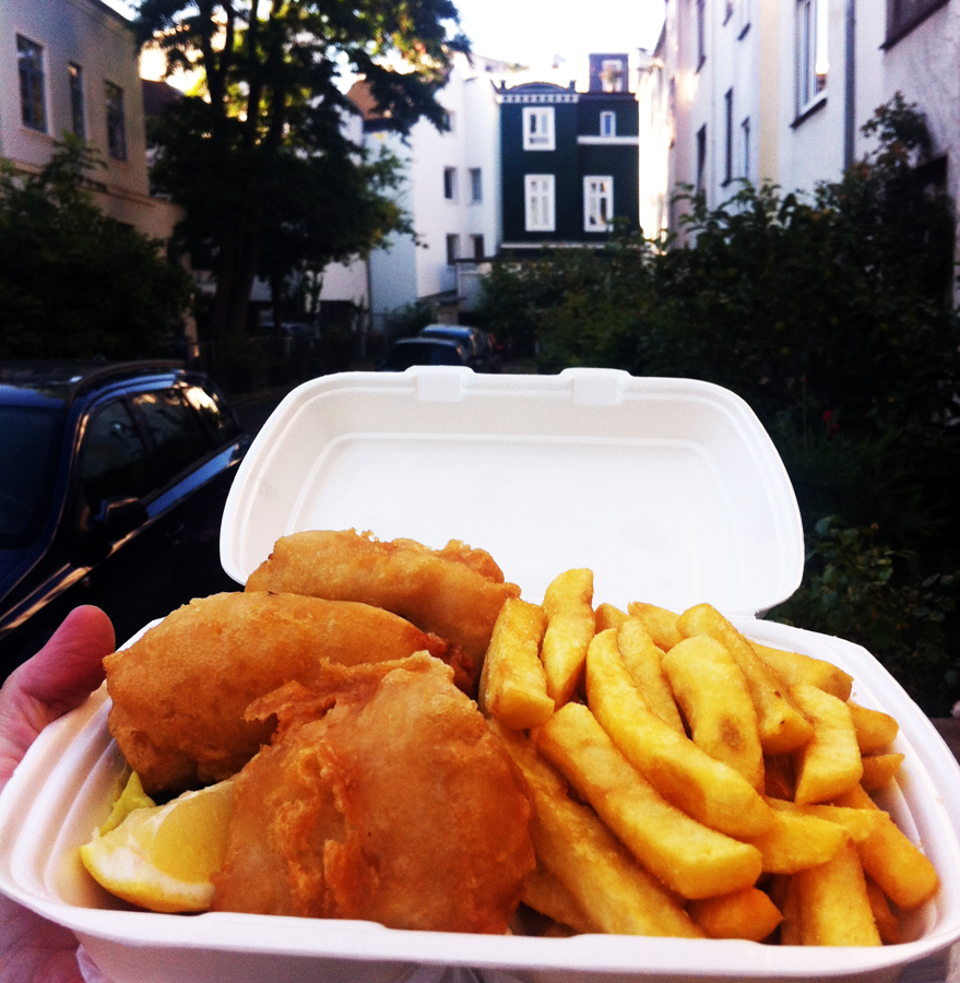 Star Food Fish N Chips Bremen Germany yum