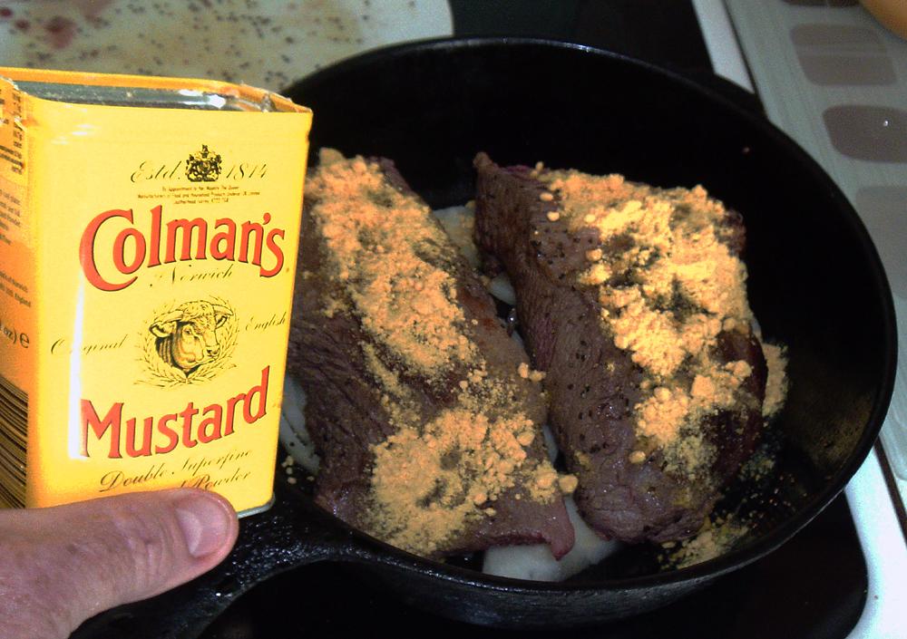 brisket 3 mustard
