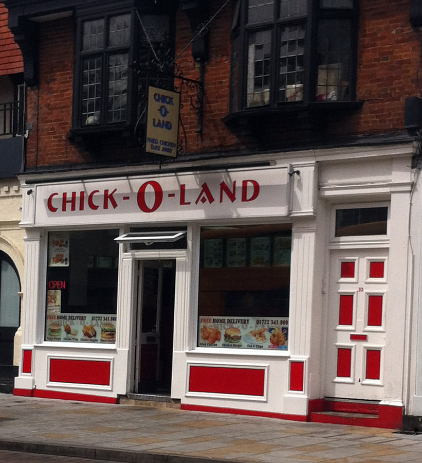 Chick-O-Land Salisbury